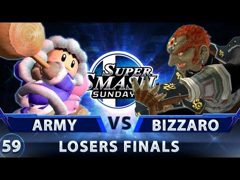 SSS 59 - ARMY (ICs) vs. Bizzaro Flame...