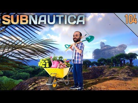 Subnautica #104 | AL FIN, MI PLANTACIÓN! | Gameplay Español