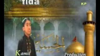 Hussain  likhna. qasida (  baltistani  boy)
