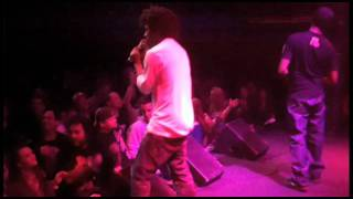 The Pharcyde....Frontline( live)...Gothic Theatre/ Denver