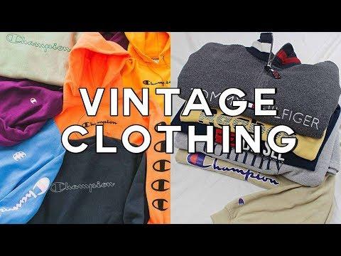 BEST PLACES TO GET CHEAP VINTAGE CLOTHES ONLINE