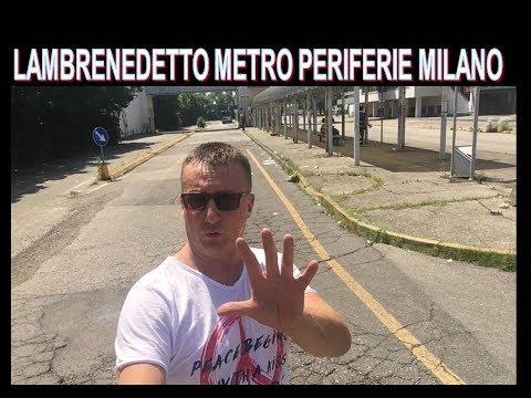 Con Lambrenedetto nel degrado stazioni Metro periferie di Milano