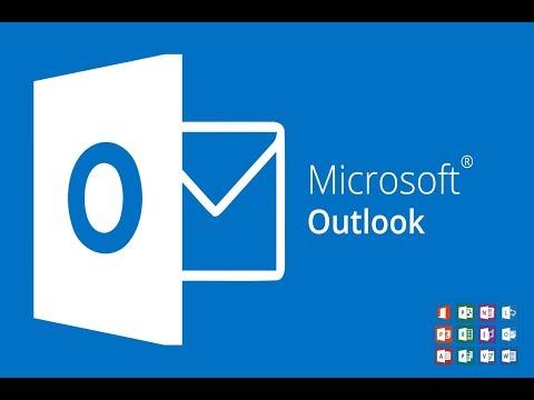 33 Отключение учетных записей в Outlook