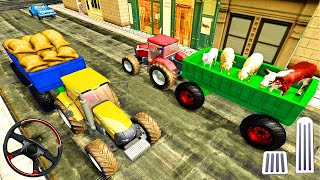 Farming Tractor Simulator 2019 - Real Tractor Farmer #2 - Android GamePlay