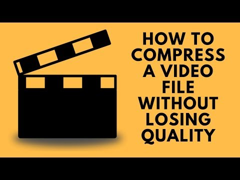 How To Compress a Video File Without Losing Quality