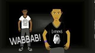 Video:- Jigsaw, DJ AB And Tee Swagg - Wabbab [YNS Mixtape]