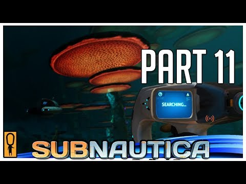 MUSHROOM CITY - Let's Play Subnautica Blind Part 11 - FULL RELEASE GAMEPLAY [TWITCH]