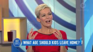 What Age Should Kids Leave Home?
