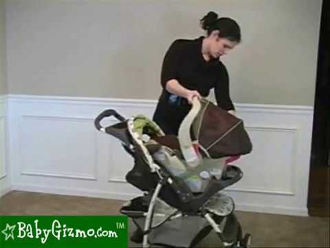 Graco Literider Stroller Manual Best Setting Instruction Guide