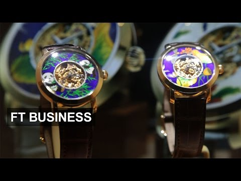 Inside the Beijing Watch factory