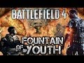 Battlefield 4 GLITCH! THE FOUNTAIN OF YOUTH - EVGA GT 640