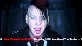 Hellyeah - Australia And New Zealand Tour Trailer | August 2015 | Metropolis Touring