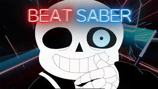Beat Saber - Sans Battle - Stronger Than You (Undertale Animation Parody)   FULL COMBO Expert