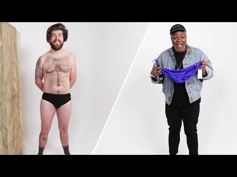 Men Try Speedos For The First Time