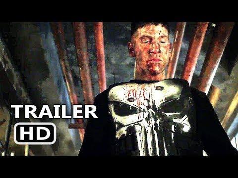 THE PUNISHER Official Trailer (2017) Netflix TV Show HD