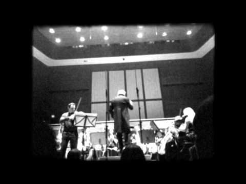 İzmir Devlet Senfoni Orkestrası Şef: Rengim Gökmen -- Solist: Matthew  Trusler