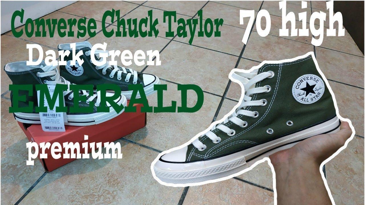 Converse Chuck Taylor 70 high Dark