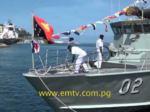 PNGDF Navy Returns