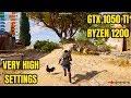 Assassin's Creed Odyssey | GTX 1050 TI | Ryzen 1200