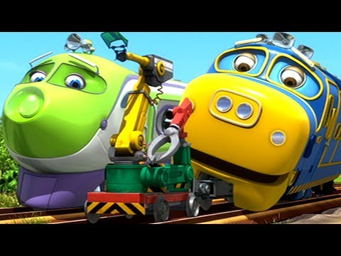 Chuggington | The Old Silver Mine Line Emery Best Moments! | Full Episode | Episode Compilation