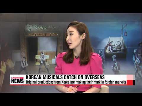 Korean musicals catch on overseas