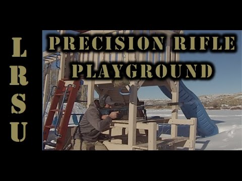 Precision Rifle Playground - Western Wyoming Steel Classic