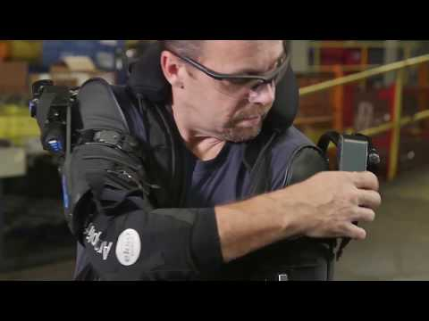 Ford Exoskeleton Suits