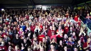 Liberec - Sparta 28.10.2013 SPARTO TY!!! V našem srdci jsi...
