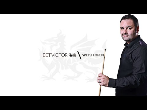 Maguire Outscores Murphy In Welsh Open Quarter Finals