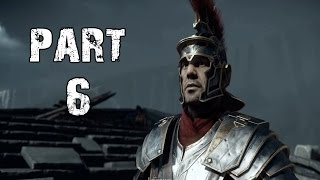 Ryse Son of Rome Gameplay Walkthrough Part 6: Centurion Marius (Xbox One)