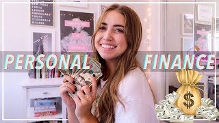 FINANCE ADVICE 101! Budgeting, Saving Strategies, Taxes, Retirement | Post-Grad Perspective Ep. 1