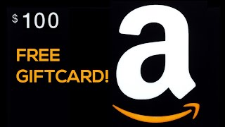 Tutorial: Free Amazon Giftcards $100!