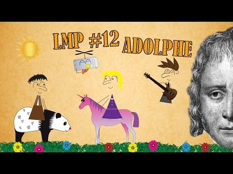 LMP #12 : Adolphe - Benjamin Constant