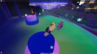 roblox - tanz deinen Blox aus - sitzen noch hübsch aussehen - Duo mit sjcpony - acro