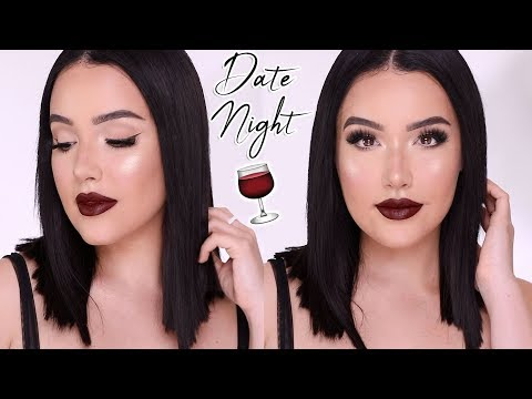 DATE NIGHT MAKEUP W/ ALL NEW PRODUCTS! | Amanda Ensing