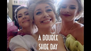 A Double Shoe Day ♥ Cinder Sunday