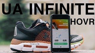 Обзор Under Armour Hovr Infinite – универсальных смарт-кроссовок для бега