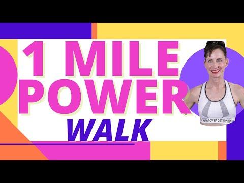 16-minute-workout|-1-mile-power-walk--leg-firming-exercises|-indoor-walking-|-walking-video-|-aft