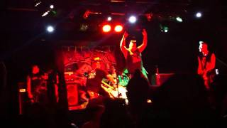Mad Sin - Sell Your Soul (Double Bass Solo in Mosh) @ Hifi Bar, Melbourne, Australia, 11/11/2011