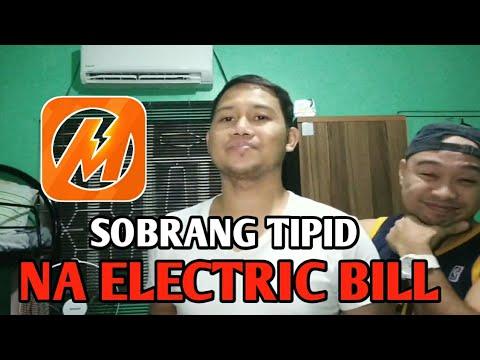 ELECTRIC BILL OVER INVERTER APPLIANCES