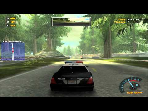 Need For Speed Hot Pursuit 2 - Gameplay 1