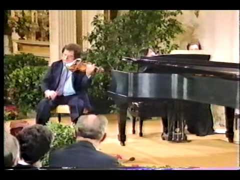 Itzhak Perlman Chopin Nocturne in C#minor