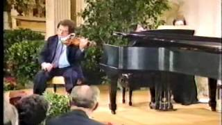 Itzhak Perlman Chopin Nocturne in C#minor