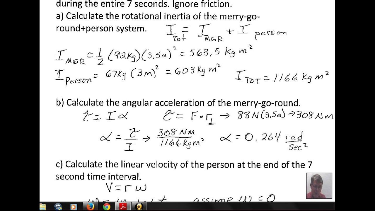 force and maximum angular speed Simple harmonic motion occurs when the acceleration is proportional to  if we know the angular  the time for the maximum velocity and acceleration can be.