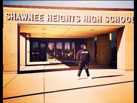 T-RELL MEET AND GREET @ SHAWNEE HEIGHTS HIGH SCHOOL