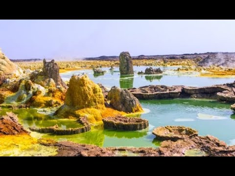 Earth's Most BEAUTIFUL Geological Wonders