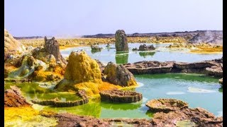 Earth's Most BEAUTIFUL Geological Wonders