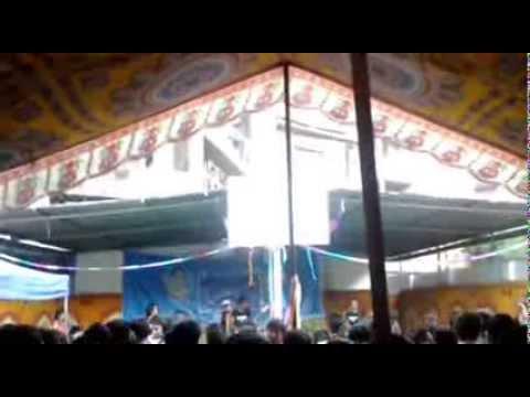 Caspian ko concert ma nabaraj ko dance!!!!!!