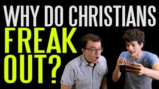 Why Do Christians Freak Out About Everything?