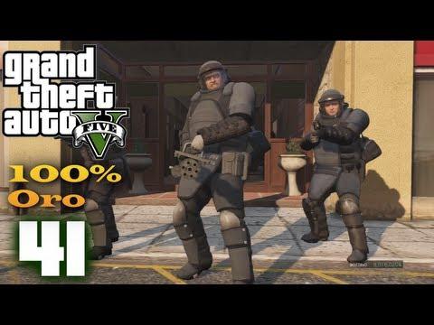 Grand Theft Auto V (ITA)-41- Colpo a Paleto [100% Oro]